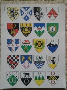 SCA Heraldic Contents